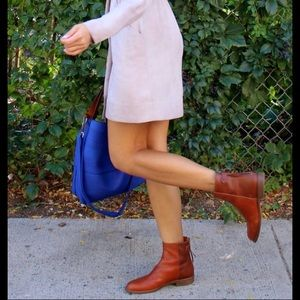 Madewell Hayes Booties